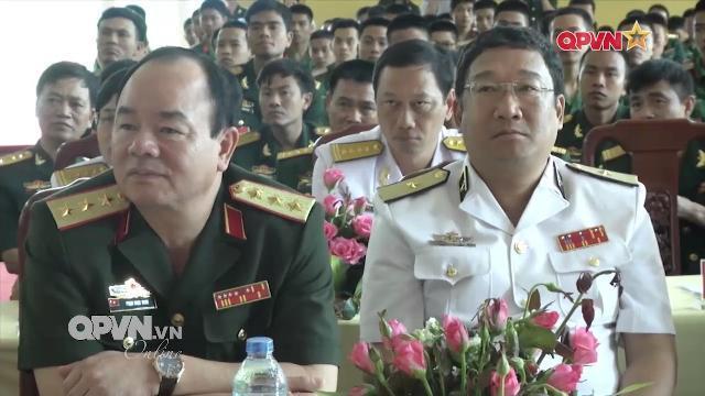 Thời sự Quốc phòng Việt Nam ngày 13/4/2017: Làm chủ Rồng lửa C125-2TM ở Sư đoàn 365