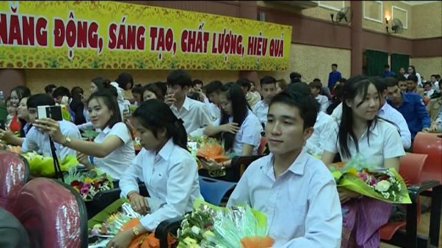 Hà Tĩnh tổ chức Tết cổ truyền Bun Pi May cho lưu học sinh Lào