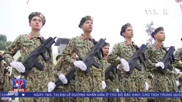 Đặc công Việt Nam kỷ niệm 50 năm thành lập