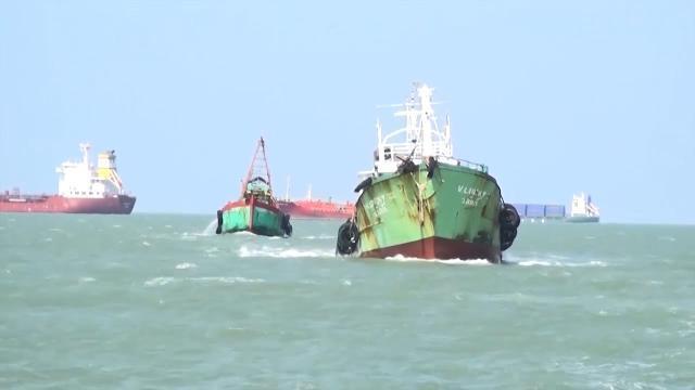Buôn lậu trên biển ngày càng tinh vi, phức tạp, gây khó khăn cho các lực lượng đấu tranh