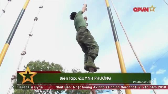 Các học viện Quân đội tăng cường rèn luyện thể lực cho học viên