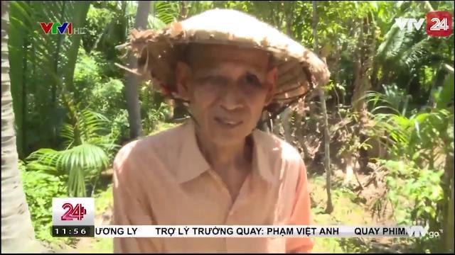 Lão nông tiết kiệm tiền giúp 20 trẻ em nghèo tới lớp   VTV24