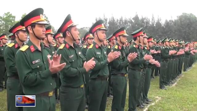 Quân khu 5 tăng cường huấn luyện giỏi, kỷ luật nghiêm