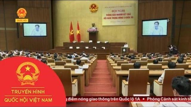 Văn phòng Quốc hội quán triệt Hội nghị Trung ương 5 | Thời Sự | THQHVN