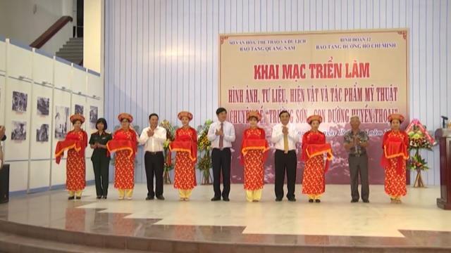 Quảng Nam triển lãm chuyên đề