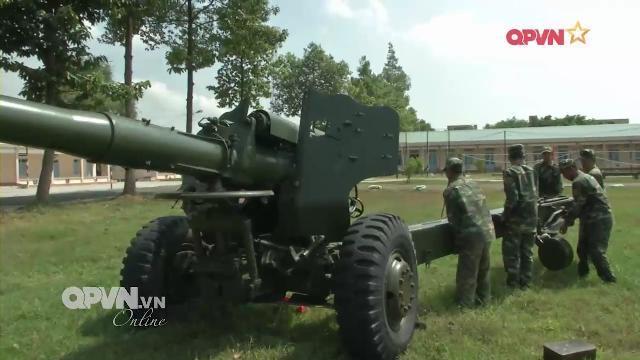 Thời sự Quốc phòng Việt Nam ngày 6/4/2017: Pháo binh Quân khu 9 huấn luyện chiến đấu
