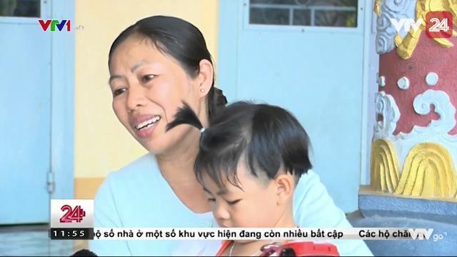 NGÔI CHÙA CƯU MANG TRẺ MỒ CÔI - Tin Tức VTV24