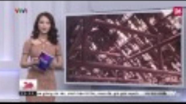 Kon Tum, di tích được đầu tư 80 tỉ đồng bị bỏ hoang | VTV24