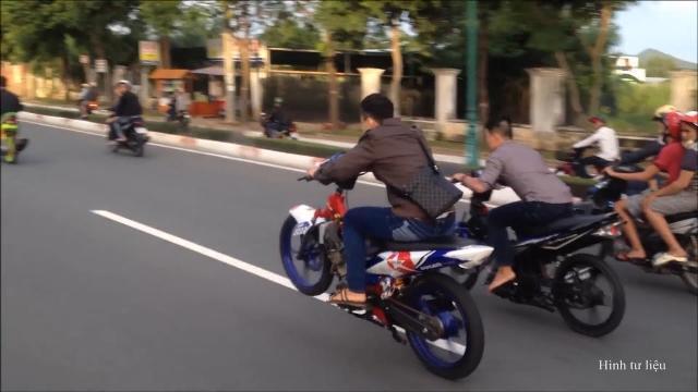 Tin Tức 24h: Dẹp nạn đua xe trái phép tại Bà Rịa - Vũng Tàu