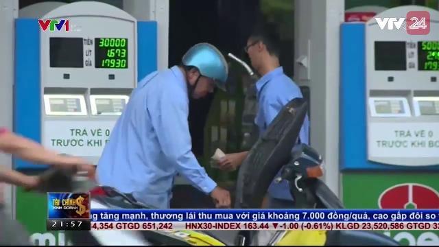 Tp.HCM: Nhiều cửa hàng xăng dầu ngừng bán xăng E5 | VTV24