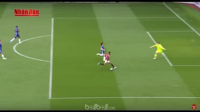 Tin Thể Thao 24h Hôm Nay (19h45 - 17/4): V33 Ngoại Hạng Anh - Hạ Chelsea, Man Utd Bám Đuổi Liverpool