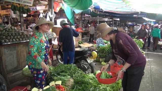 Hiệu quả mô hình chợ an toàn vệ sinh thực phẩm ở tỉnh Phú Yên