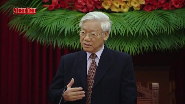 Tin Thời Sự Hôm Nay (18h30 - 20/5): Tổng Bí Thư Nguyễn Phú Trọng Gặp Mặt Đại Biểu Được Vinh Danh