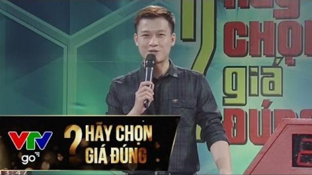 DÀNH CHO NGƯỜI THẮNG CUỘC | HÃY CHỌN GIÁ ĐÚNG | 06/05/2017 | VTV GO