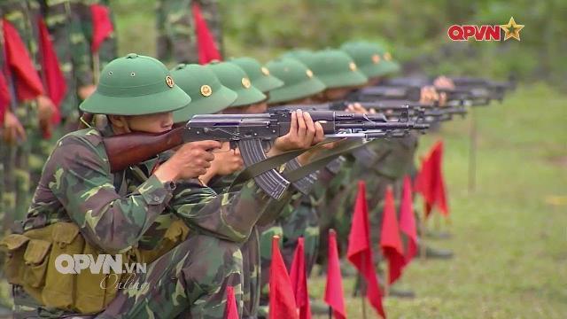 Nâng cao chất lượng huấn luyện chiến sĩ mới tại Trường TCKT Tăng thiết giáp