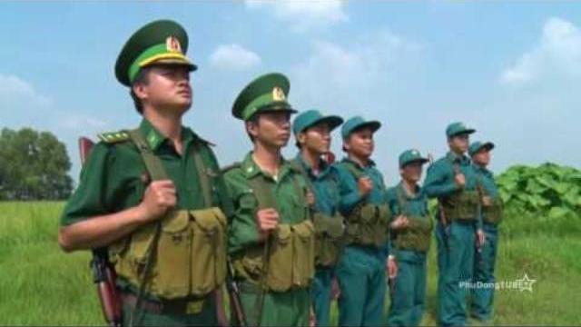 Chốt dân quân giữ gìn bình yên biên giới Việt Nam - Campuchia