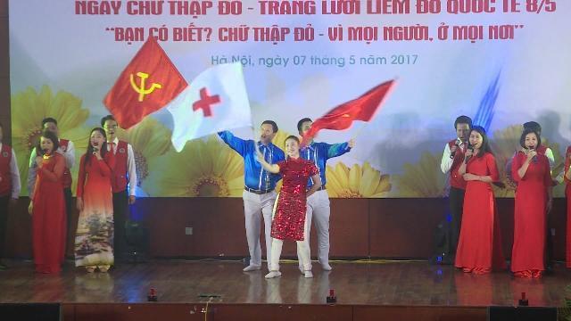 Tin Tức 24h: Kỷ niệm Ngày Chữ thập đỏ và Trăng lưỡi liềm đỏ quốc tế