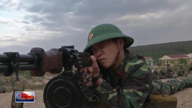 Đại đội 1 Đắc Cơ bảo vệ vững chắc chủ quyền an ninh biên giới