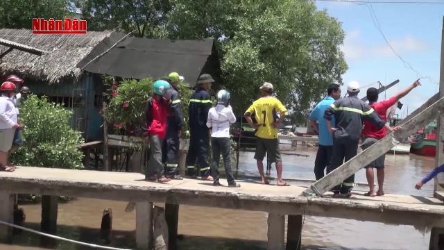 Tin Tức 24h: Thủ tướng chỉ đạo cứu nạn vụ chìm tàu tại Bạc Liêu