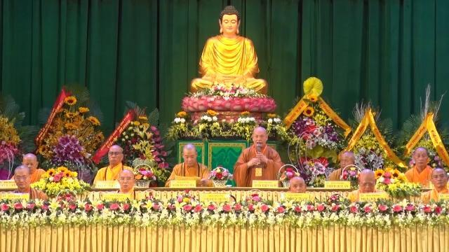 Đại hội Đại biểu Phật giáo tỉnh Thừa Thiên - Huế lần thứ VII