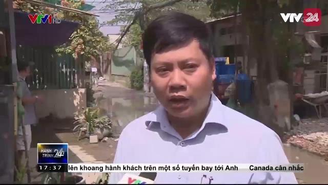 Tp.HCM: Người dân ứng phó với ngập úng | VTV24