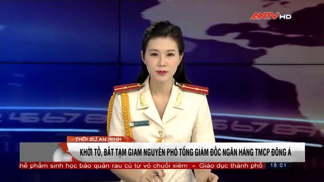 Bắt bà Phó tổng làm 350 tỷ DongA Bank