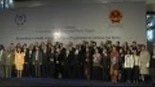 Khai mạc Hội nghị Liên minh Nghị viện thế giới (IPU) khu vực châu Á - Thái Bình Dương