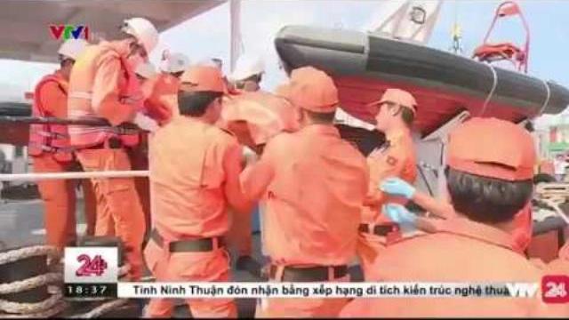 Hoàn Thành Quá Trình Tìm Kiếm Các Thành Viên Của Tàu Hải Thành 26 - Tin Tức VTV24