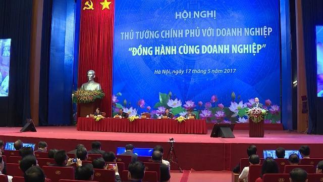 Thủ tướng thể hiện quyết tâm tháo gỡ khó khăn để phát triển doanh nghiệp