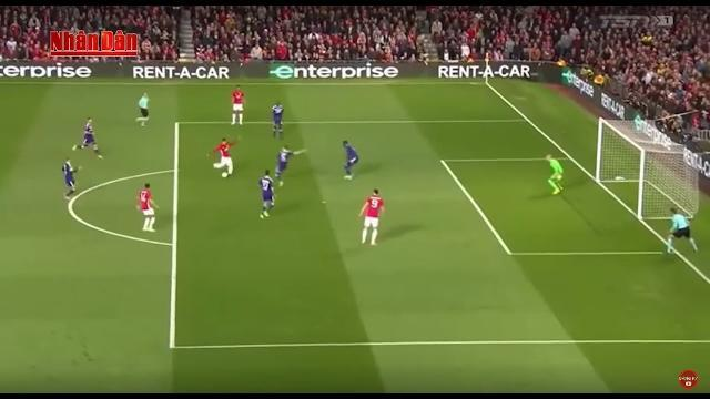Tin Thể Thao 24h Hôm Nay (19h45 - 21/4): Man Utd Bay Vào Bán Kết Europa League Nhờ Thánh Rashford