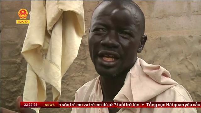 Nigeria: Người dân trở về quê hương đối mặt với thiếu thốn
