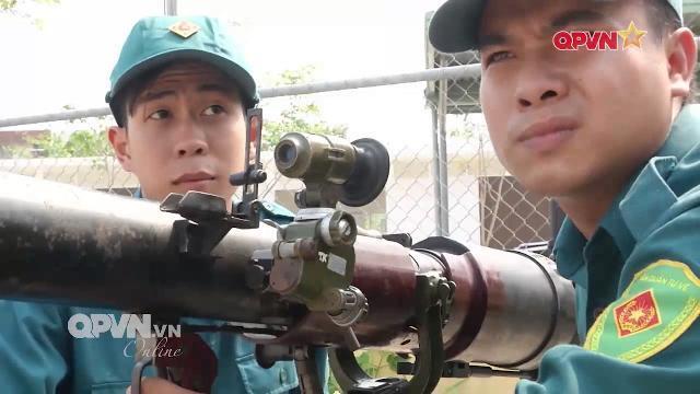 Nâng cao chất lượng huấn luyện dân quân tự vệ ở Đà Nẵng