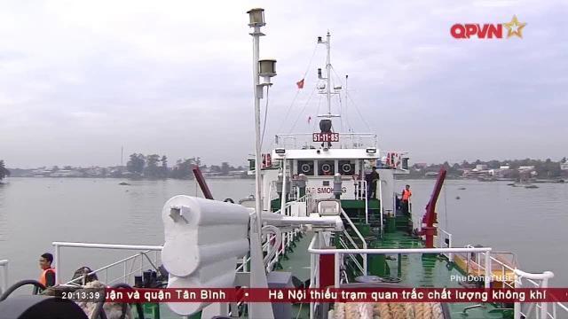 Đảm bảo an toàn tàu vận tải quân sự Việt Nam ở Lữ đoàn 972