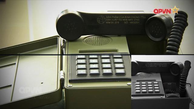Việt Nam cải tiến, sản xuất khí tài thông tin liên lạc quân sự hiện đại