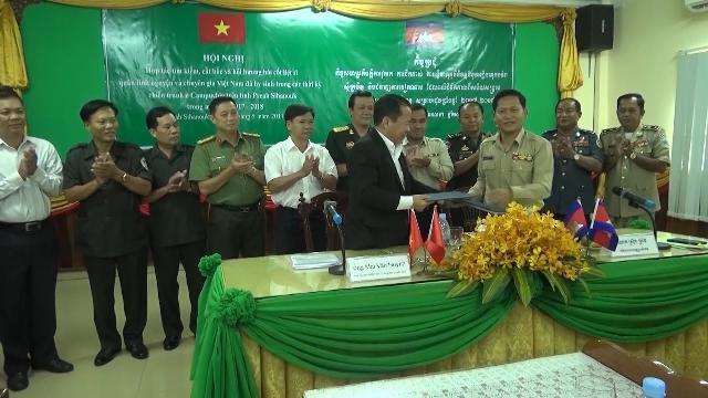 Kiên Giang tìm thêm được 35 bộ hài cốt liệt sĩ hy sinh tại Campuchia