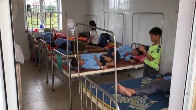 Sốt xuất huyết lây lan trên diện rộng tại Hà Tĩnh