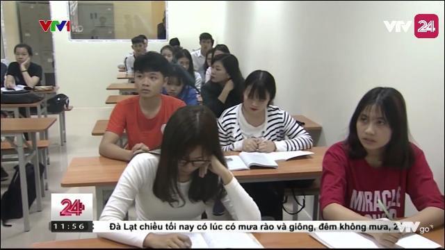 Thầy giáo học viện an ninh và lớp học ôn thi Đại học miễn phí| VTV24