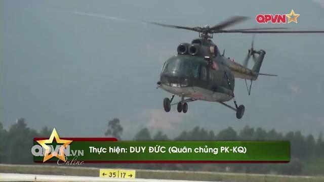 Không quân Việt Nam đảm bảo an toàn bay, sẵn sàng chiến đấu bảo vệ vùng trời