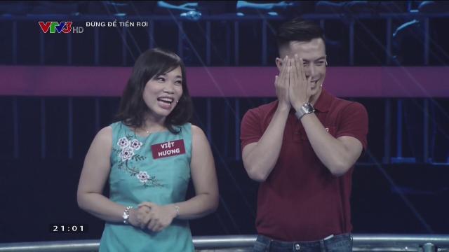 VIỆT HƯƠNG & HOÀNG MINH | ĐỪNG ĐỂ TIỀN RƠI - 29/03/2017 [FULL HD]