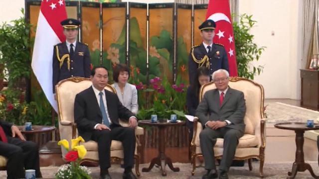 Tin Nóng: Việt Nam - Singapore đẩy mạnh quan hệ đối tác chiến lược