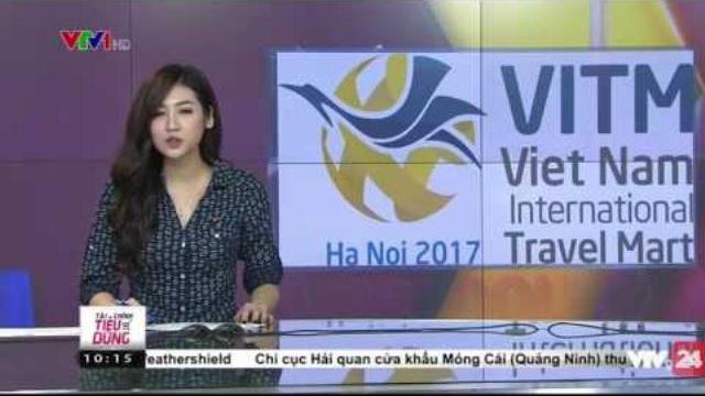 Hội chợ du lịch quốc tế 2017 tại Hà Nội | VTV24