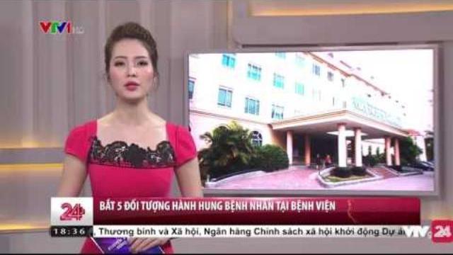 Bắt giữ 5 trên 6 đối tượng tấn công bệnh viện Đại học Y | VTV24