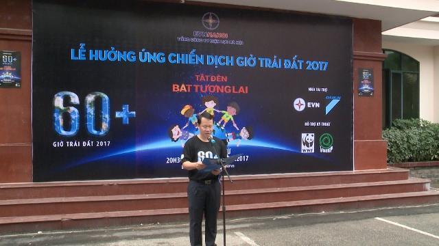 Tin Thời Sự Hôm Nay (22h - 21/3/2017): Tổng Công Ty Điện Lực Hà Nội Hưởng Ứng Giờ Trái Đất 2017