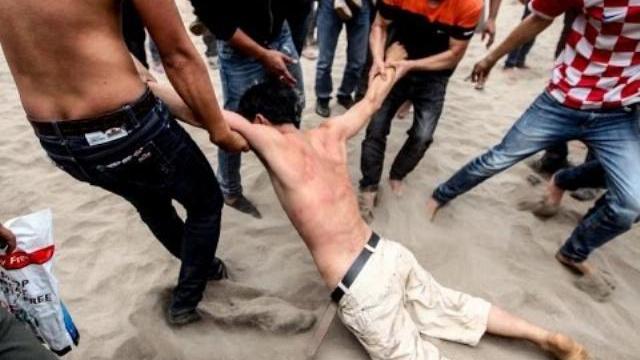 Huyết chiến với 9 trai làng, bố chết, con trọng thương
