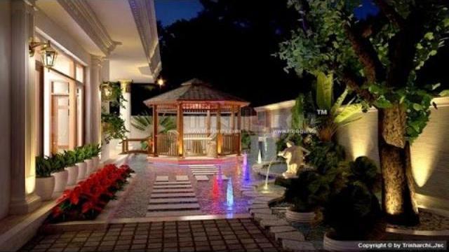 Thiết kế nhà đẹp có cháy cũng… bình chân như vại – An ninh với cuộc sống