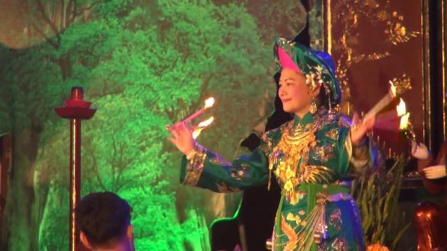 Lần đầu tiên tổ chức Festival thực hành tín ngưỡng thờ Mẫu