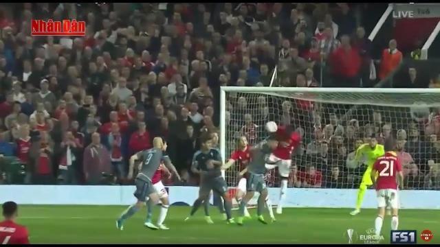 Tin Thể Thao 24h Hôm Nay (19h45 - 12/5) Dư Âm Man Utd vs Celta Vigo: Đá Thế Này Quỷ Đỏ Đừng Mơ Dự C1