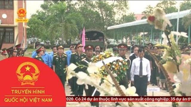 Thừa Thiên Huế: Nỗ lực quy tập hài cốt quân tình nguyện Việt Nam tại Lào về nước | Thời Sự | THQHVN