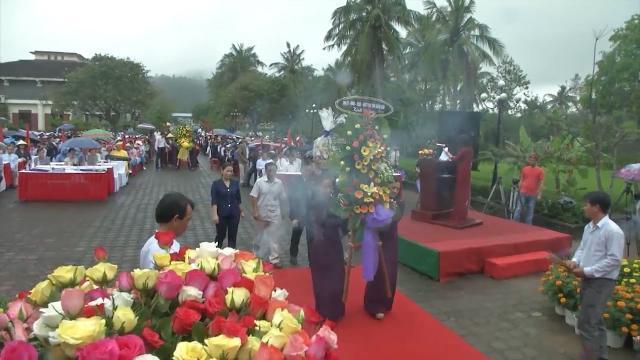 Tin Tức: Quảng Ngãi dâng hương tưởng niệm 49 năm thảm sát Sơn Mỹ