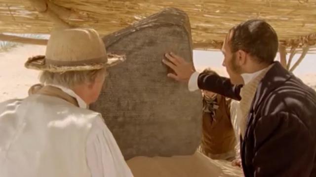 Phóng Sự Quốc Tế: Phiến đá Rosetta